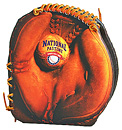 Baseball Mitt 4 Color Custom Cover
